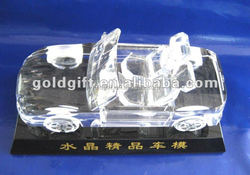 Household pendulum pendant crystal car model