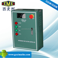 High Quality Elitech Electrical Safety Control Box ECB-5080 5HP-20HP for cold storage room