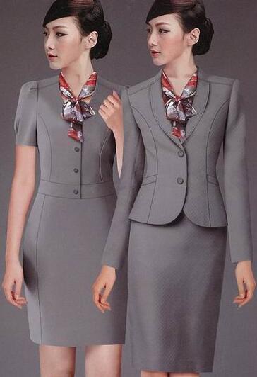 2015 black t r ladies office uniform design buy office for Office design uniform
