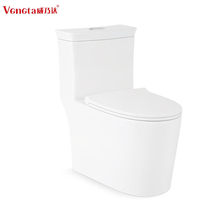 hotel bathroom decorative used ceramic portable toilets for sale
