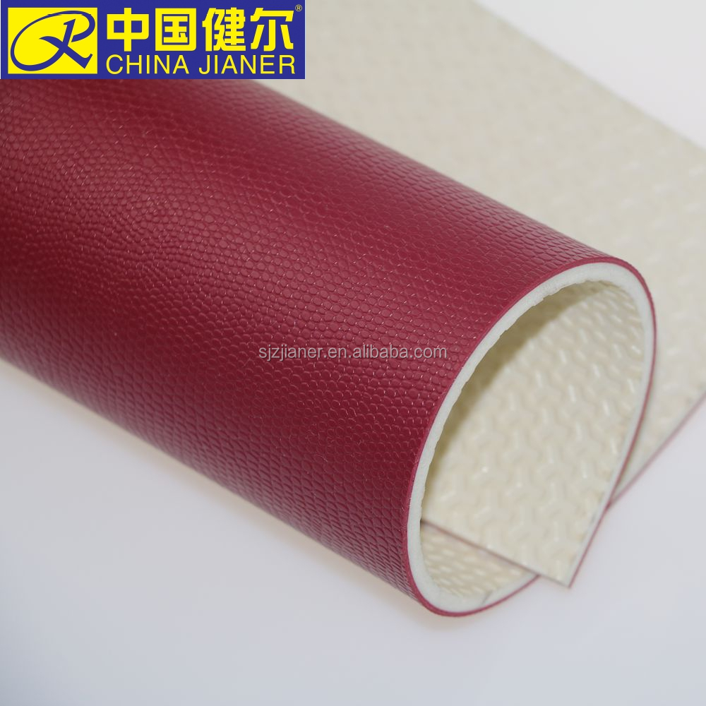 portable indoor tennis court vinyl roll sports flooring