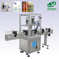 Automatic flip off capping machine for bottles
