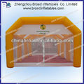 adversting inflatables and car wash tent