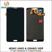 spare parts for samsung note iii n9005 lcd with touch screen