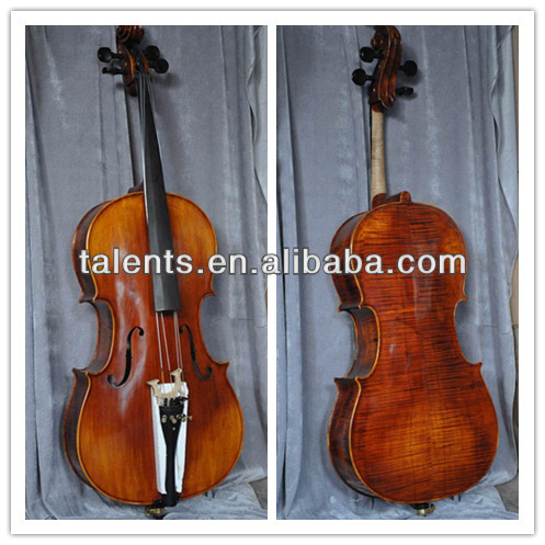 4/4 solo cello Handmade by professional Luthier