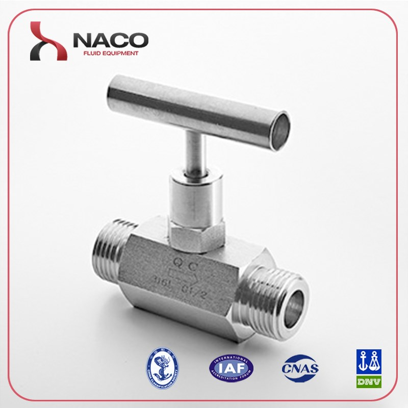 High pressure 6000psi male needle valve companies