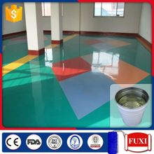 High Class One Adhesive Grade Workshop Floor Paint Solvent Epoxy Self-leveling Seal Primer Floor Coating