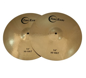 brass copper cymbals with best quality