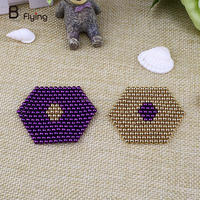 216pcs 3mm Magnetic Beads Balls Spheres Magic Cube Neodymium DIY Magnets Toy