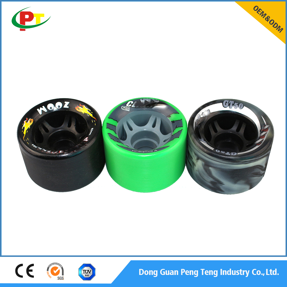 High quality hot sale Quad roller skate wheel