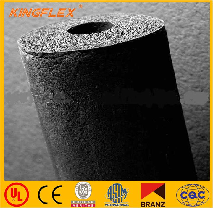Flexible Closed Cell Waterproof Rubber Foam Pipe Thermal