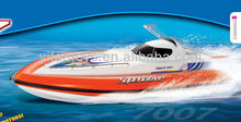 Hot Selling! Newest Flying Fish Electric RC Racing Boat 7007 rc model fishing boats