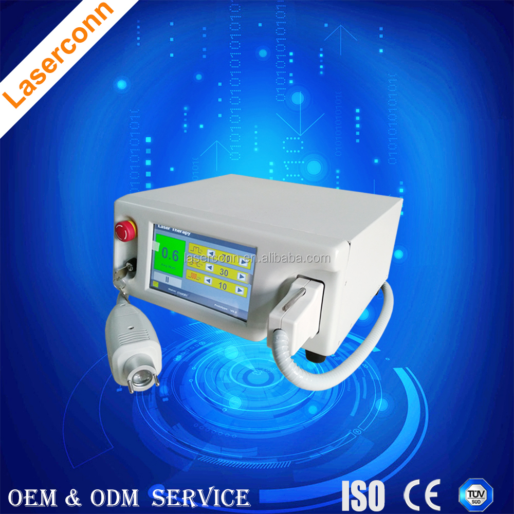 Low Level Laser Therapy Treatment Equipment
