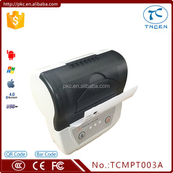3inch receipt portable thermal mobile bluetooth printer Hight Speed Supporting embedded terminal printer