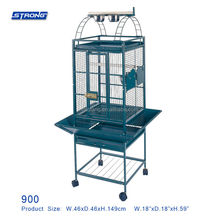 900 Parrot cage