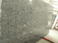 Natural Blue Butterfly Granite slab