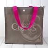 wholesales promotion cheap recycled custom promotion PP non woven shopping tote bag, laminated non woven bag