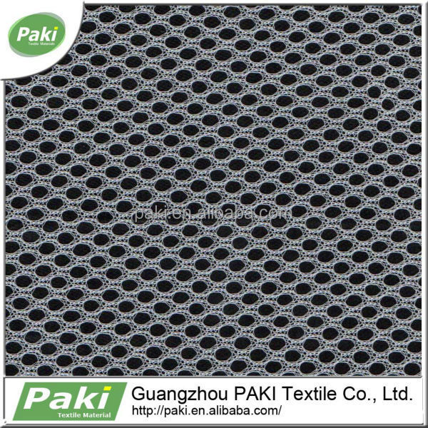 wholesale hexagonal polyester fabric mesh for tent