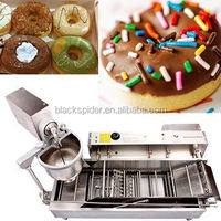 automatic mini donut fryer