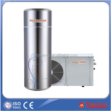 TENDA (3-7kw)Energy saving mini split heat pumps water heater for CE