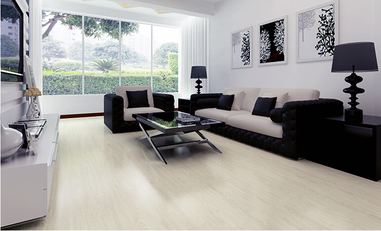 5mm unilin click/click wpc flooring /wood textures colors