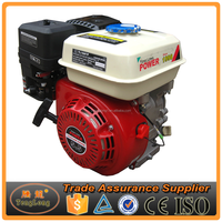 1 cylinder 4 stroke 150cc 5.5hp 168f gasoline engine with part for sale