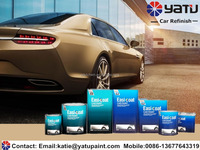 High performance auto body coating