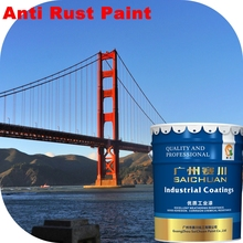 Industrial primer paint zinc rich high performance anti rust epoxy underbody coating