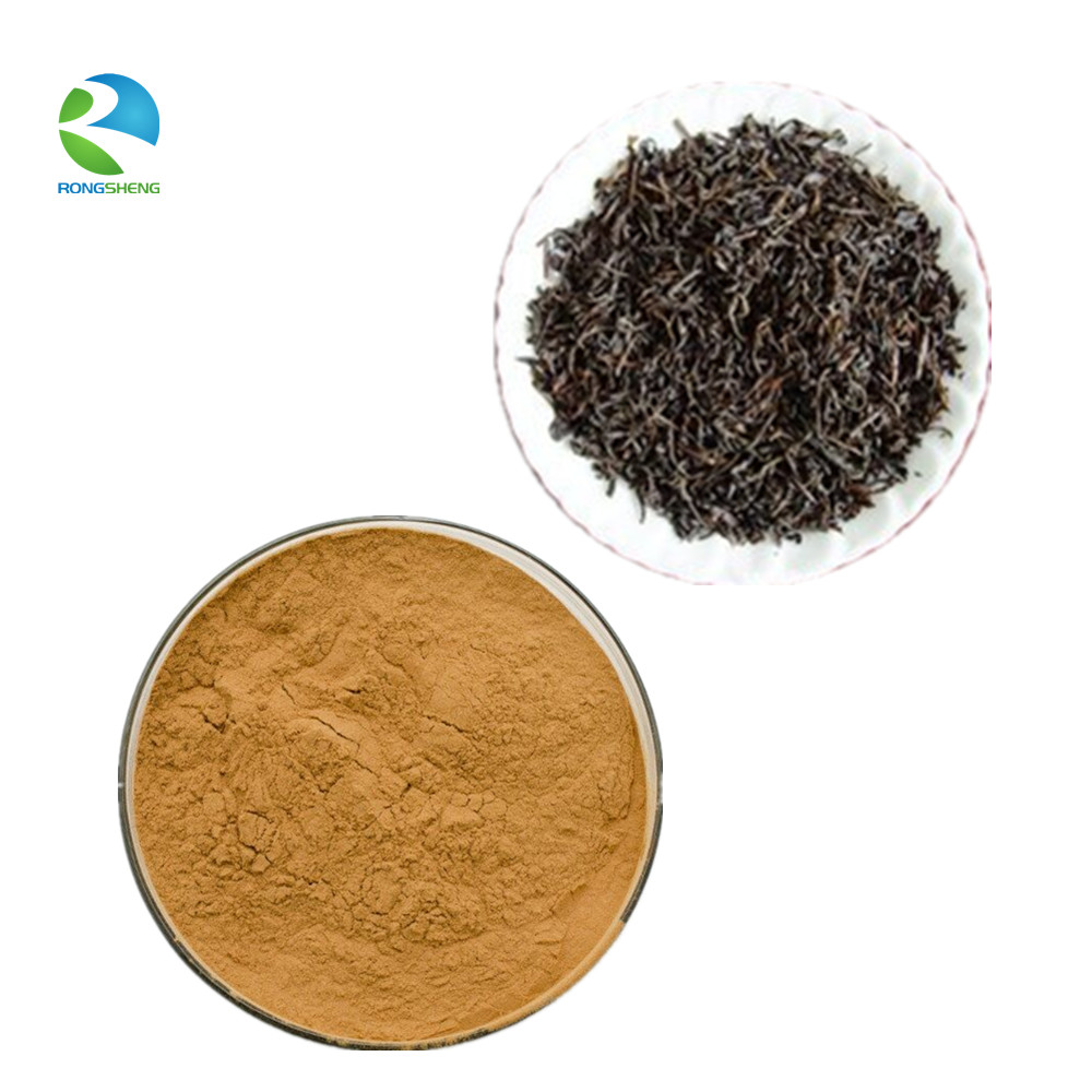 Factory Supply Natural black tea extract