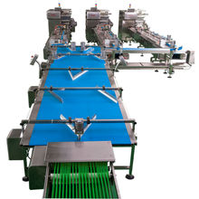 Automatic food packing line Connect line