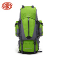 Saige Outdoor 80L Large Capacity Mountaineering Bags Outdoor Travel Professional Shoulder Bag Camping Hiking Backpack