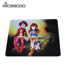 sexy girl cartoon pictures mouse matt natural rubber mouse pad