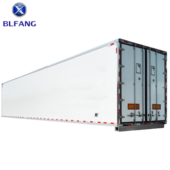 ckd insulated truck box body refrigerated truck body flooring