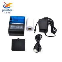 2 inch Wireless Bluetooth Thermal Printer Smartphone Printer