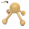 New Design Acupoint Relaxing Wooden Head Massager