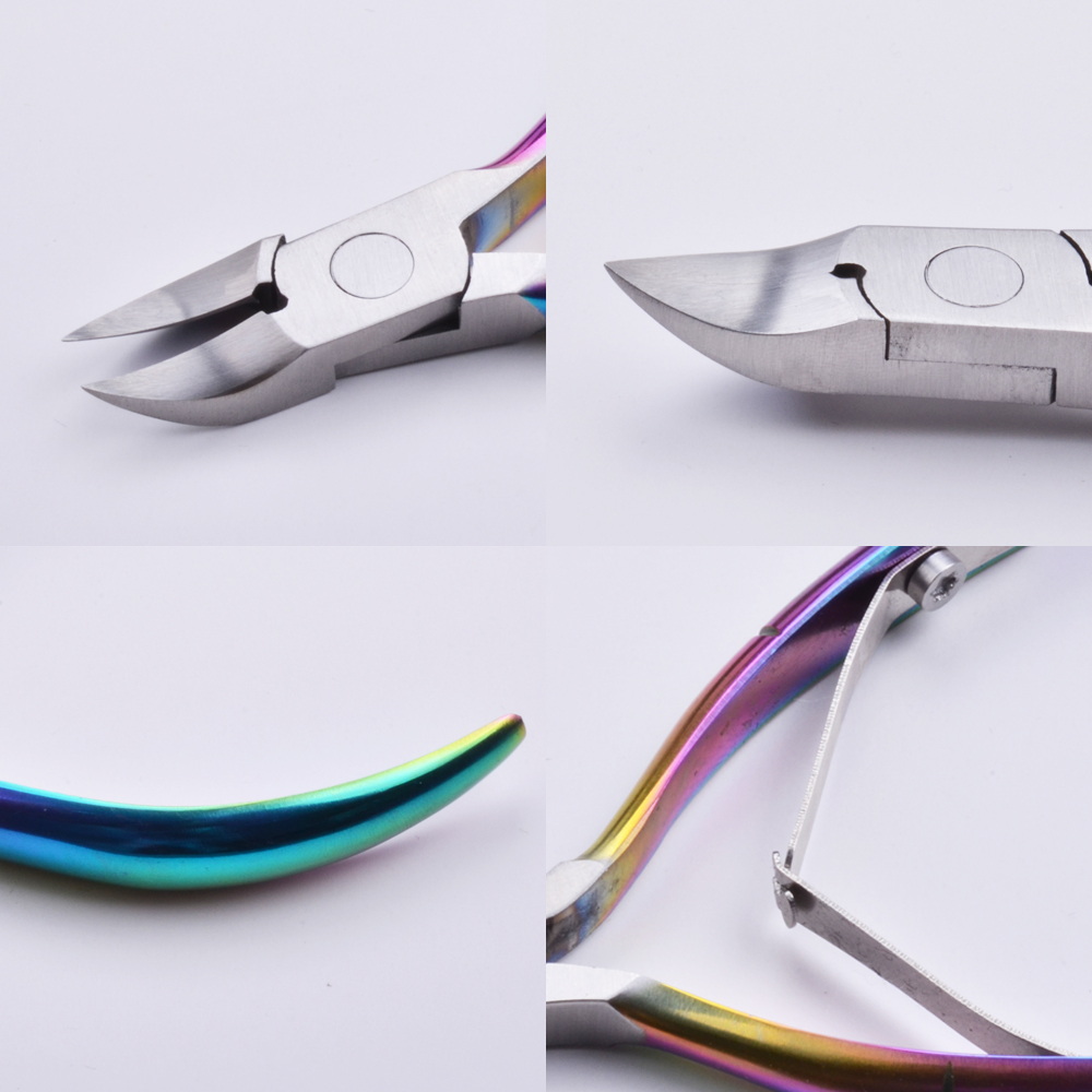 Nail Care OEM Wholesale High Supply Safety Function of Cuticle Nipper