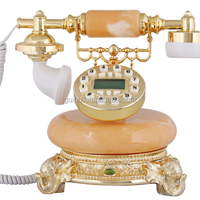 Unique Replica Jade Telephone Handset For