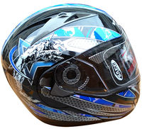 DOT personalized ABS flip up casco motorcycle helmet