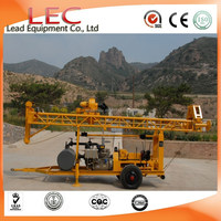Factory price small drilling rig/water well drilling machine