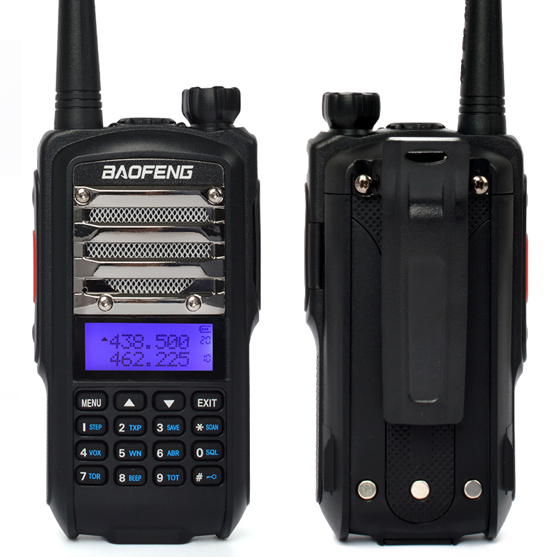 High Power Dual Band Amateur Baofeng Transmitting Two Way Radio UV-9