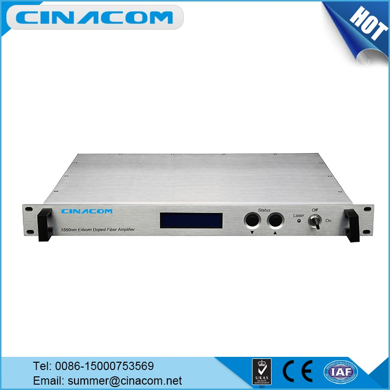 1550nm CATV Optic Fiber Amplifier EDFA