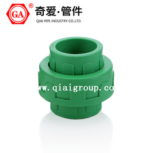Plastic union weight of pipe fittings male/female threaded union