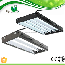 hydroponics 2ft 4ft grow light t5 fluorescent fixture for indoor greenhouse planting system