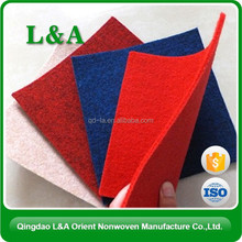 Nonwoven Auto Carpet With Pvc Backing For European Market