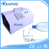Portable ozone generator ozone water from air machine