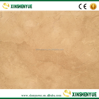 Cheap China Flamed Yellow Marble