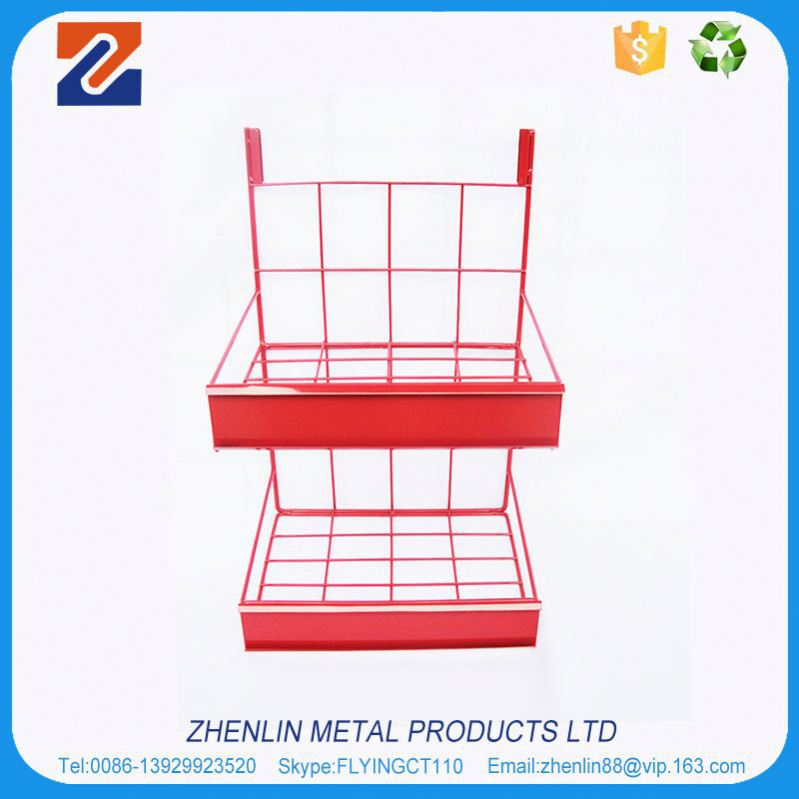 China alibaba good quality wooden fruit vegetable display rack