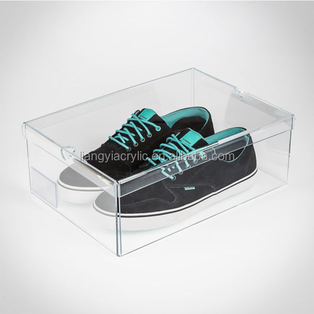 Best-selling Acrylic Nike Shoe Box Custom