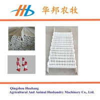 Factory sale pure raw material plastic slat floor for chicken or duck made in China