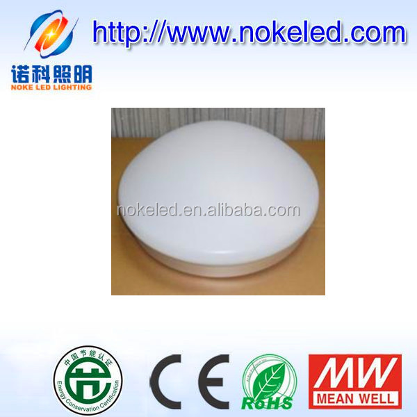 Aluminum Housing Round led ceiling light 12w 15w 20w kitchen ceiling lamp